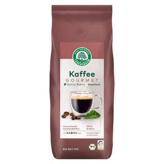 Gourmet Kaffee klassisch - ganze Bohne Bio - Lebensbaum - 1 kg/