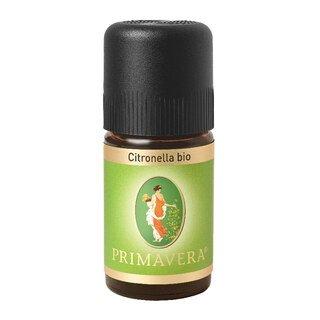 Citronella bio - Primavera - 5 ml/