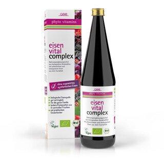 Eisen Vital Complex - Bio - 330 ml/