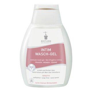 Intim Wasch-Gel - sensitiv - Bioturm - 250 ml/