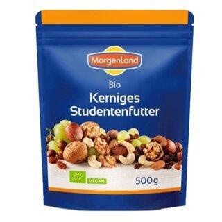 Kerniges Studentenfutter Bio - MorgenLand - 500 g/