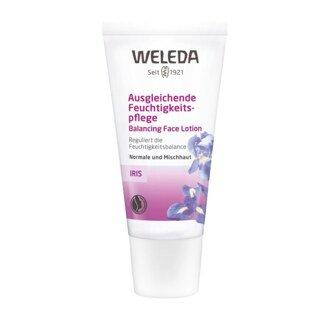 IRIS Ausgleichende Feuchtigkeitspflege - Weleda - 30 ml/