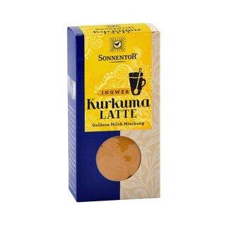 Kurkuma Latte Ingwer - Sonnentor - 60 g/