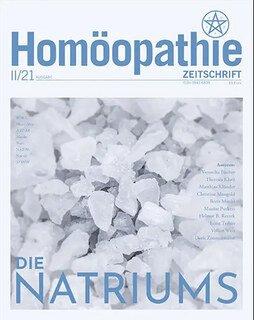 Homöopathie Zeitschrift 2021/2 - Die Natriums, Kirstin Hill