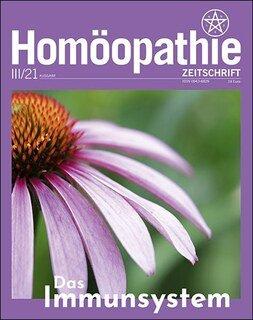 Homöopathie Zeitschrift 2021/3 - Das Immunsystem, Kirstin Hill