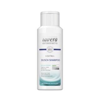 Lavera Neutral Dusch-Shampoo - Bio Nachtkerze - 200ml/
