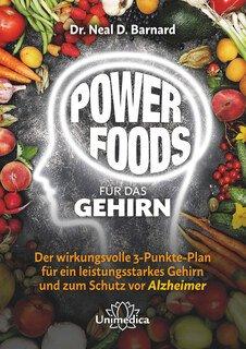 Neal Barnard: Powerfoods für das Gehirn - Sonderangebot
