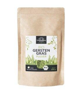 Bio Gerstengras Pulver - 250 g - von Unimedica/