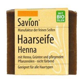 Haarseife Henna Savion - 85 g