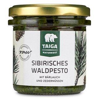 Sibirisches Waldpesto Bio - Taiga - 165 ml/