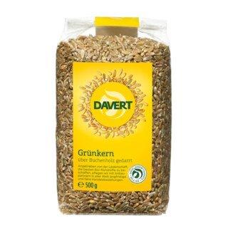 Grünkern Bio - Davert - 500 g
