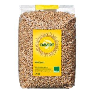 Weizen Bio - Davert - 1 kg