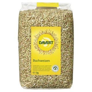 Buchweizen Bio - Davert - 1 kg/