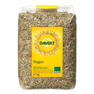 Roggen Bioland - Davert - 1 kg