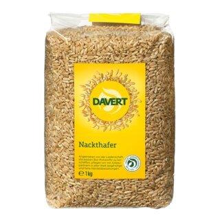 Nackthafer - Davert - 1 kg