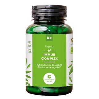 Ayus Rasayana Kapseln Bio - Immun Complex - 200 Kapseln/