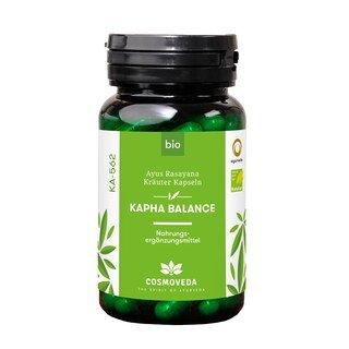 Ayus Rasayana Kapseln Bio - Kapha Balance - 80 Kapseln/