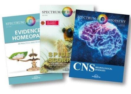 Set-Spectrum of Homeopathy - Set 2020 - E-Book, Narayana Verlag