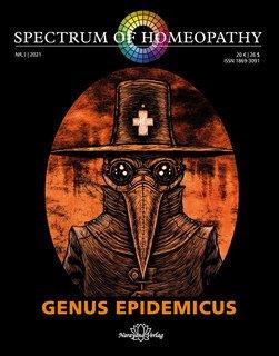 Spectrum of Homeopathy 2021-1, Genus Epidemicus - E-Book/Narayana Verlag