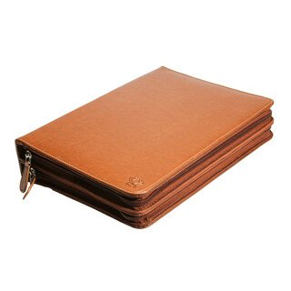 240 - Remedy case in artificial leather with pattern/