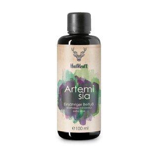 Raumduft -  Artemisia mit DMSO extra stark - von Heil Kraft Lebenskraft Manufaktur - 100 ml/