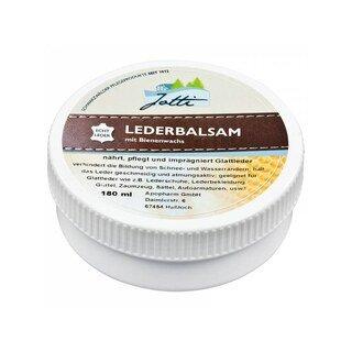Lederbalsam mit Bienenwachs - Jotti - 180 ml Dose