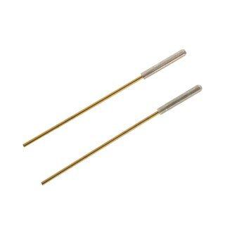 Gold-Elektroden massiv für Ionic-Pulser® - 1 Paar (2 Stück)