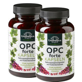 OPC forte - 180 capsules - from Unimedica/