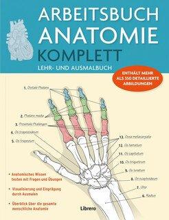 Arbeitsbuch Anatomie Komplett, Carter, P. / Russel, K.