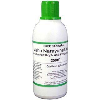 Maha Narayana Tailam - Sree Sankara - 250 ml/