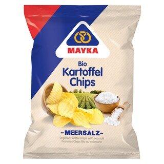 Kartoffel Chips Bio - Mayka - 70 g/