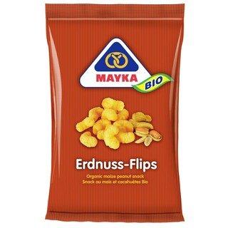 Erdnuss-Flips Bio - Mayka - 75 g/