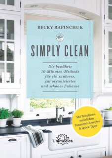 Becky Rapinchuk: Simply Clean - Sonderangebot
