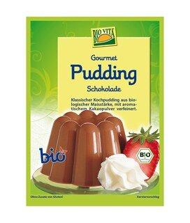Gourmet Pudding Schokolade Bio - BioVita - 45 g/