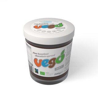 Fine hazelnut chocolate spread bio - vego - 200 g/