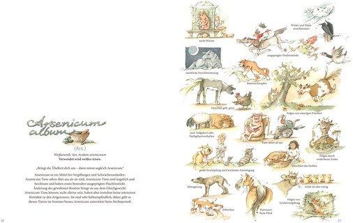 Tierhomöopathie in Wort & Art, Birgit Gnadl