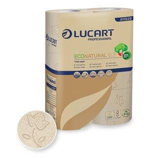 Toilettenpapier ECONATURAL 6.3 - Lucart Professional/