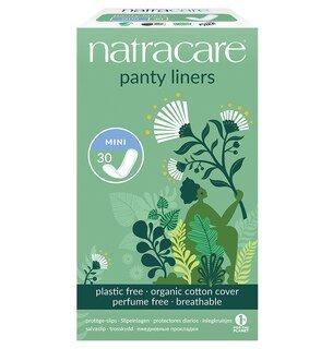 Natracare - panty liners mini - 30 Stück/