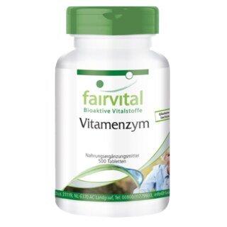 Vitamenzym - 170 g - 500 Tabletten