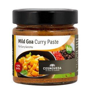 Mild Goa Curry Paste Bio - 175 g/