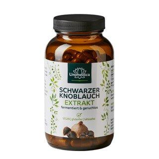 Schwarzer Knoblauch - 600 mg  - von Unimedica/