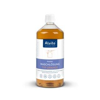 Waschlösung Typ Orange - Alvito - 1000 ml/