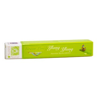 Ylang Ylang Räucherstäbchen Green Line - Berk - 10 g/