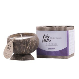 We Love the Planet - Cococnut Candle - Charming Chestnut/