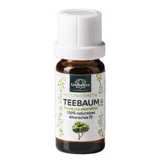 Teebaumöl- ätherisches Öl - 10 ml - von Unimedica/
