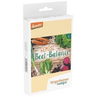 Gemüse Beet-Balance - demeter-bio - bingenheimer saatgut