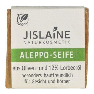 Aleppo-Seife Block - Jislaine Naturkosmetik - 200 g/