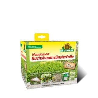 Neudomon Buchsbaumzünsler Falle - Neudorff/