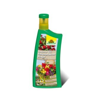 BioTrissol Plus Balkonpflanzen Dünger - Neudorff - 1 Liter/