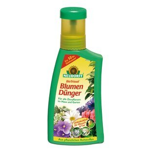 BioTrissol Blumen Dünger - Neudorff - 250 ml/